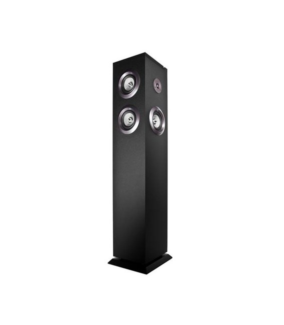Torre de sonido Energy Tower 8 Bluetooth RMS: 100W, Touch panel, USB/SD/FM y USB Charger