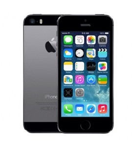 telefono movil iphone 5s 4g 16 gb libre gris