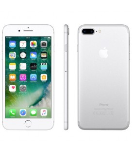 telefono movil iphone 7 plus 32 gb libre plata