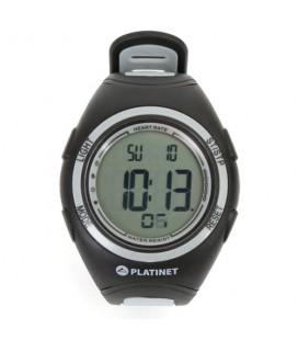 reloj pulsometro platinet phr207 gris