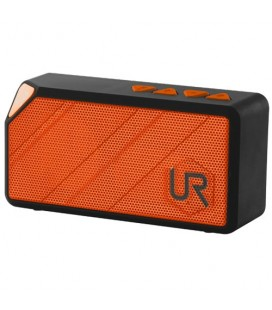 Altavoz bluetooth Trust Tunebox Yzo orange 19855