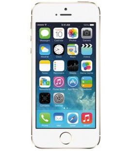 iPhone 5S 16 GB libre oro