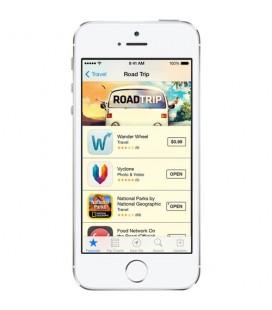 iPhone 5s 16 GB libre plata