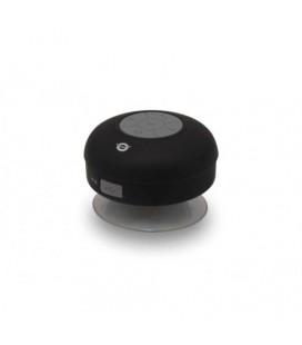 Altavoz bluetooth impermeable Conceptronic CSPKBTWPSUCB   negro resistente al agua c/ventosa