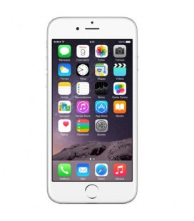 iPhone 6 4G 64GB libre plata