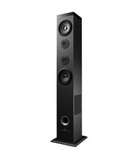 Torre de sonido Energy Sistem 2.1 Tower 5 bluetooth black 60W, Touch panel, USB/Sd y FM