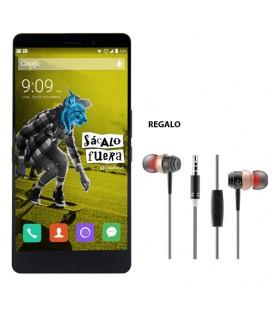 Elephone P9000 4+32GB libre negro.  Regalo auriculares E1.
