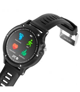 Reloj Smartwatch Spc Smartee Sport con Gps 9612 negro